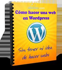 Cómo hacer una web en Wordpress